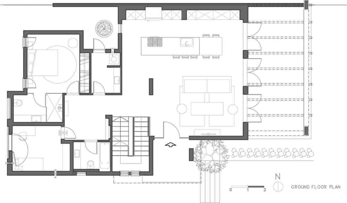 Kibbutz Family House by Henkin Shavit Architecture (2)