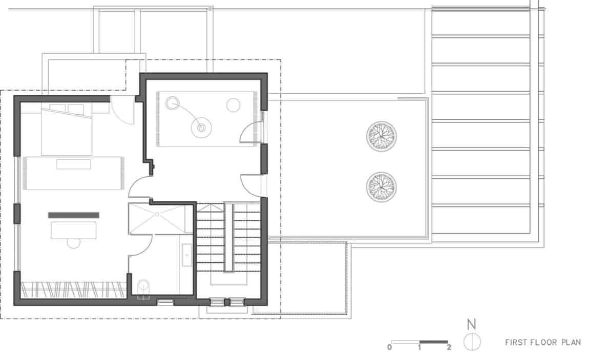 Kibbutz Family House by Henkin Shavit Architecture (1)