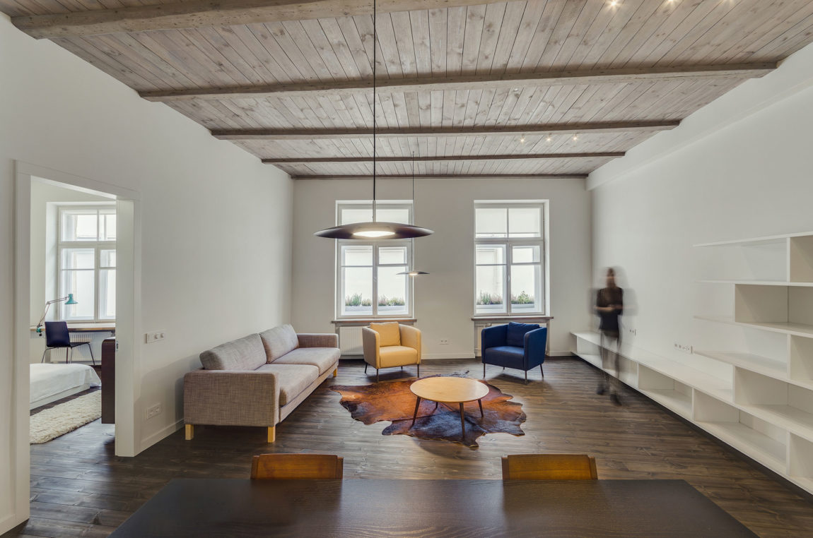 Apartment in Arklių Street by DO Architects (1)