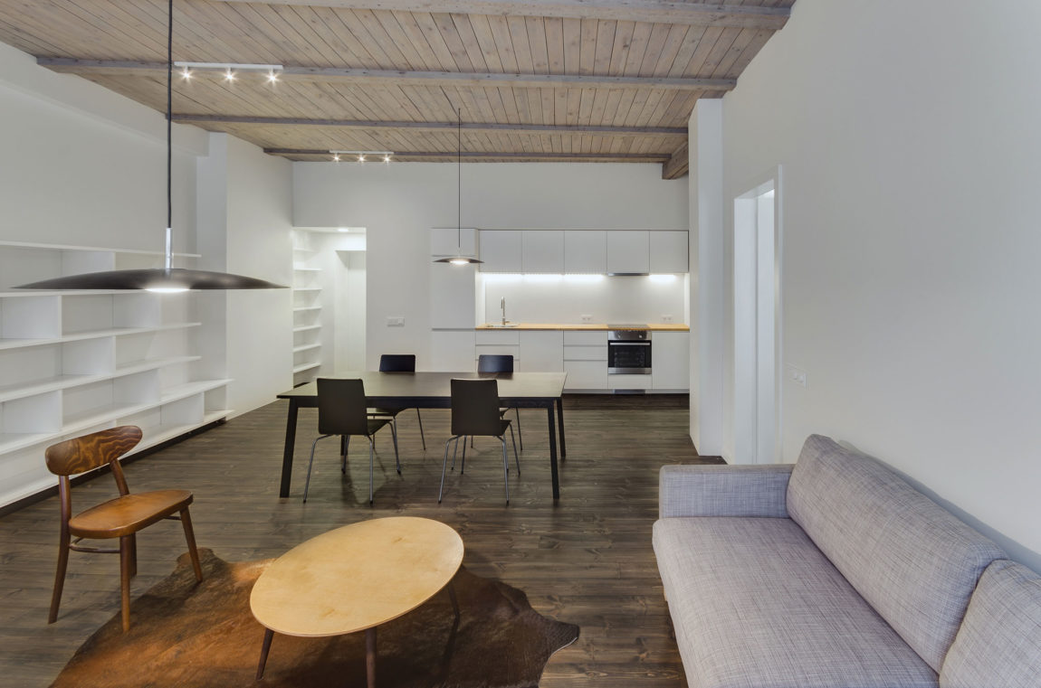 Apartment in Arklių Street by DO Architects (2)