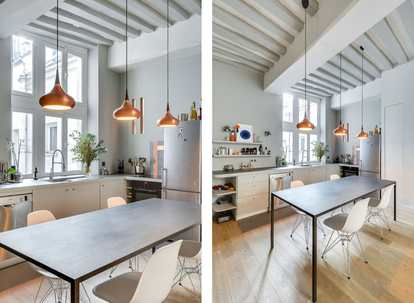 Apartment in the Heart of Paris by Tatiana Nicol (5)