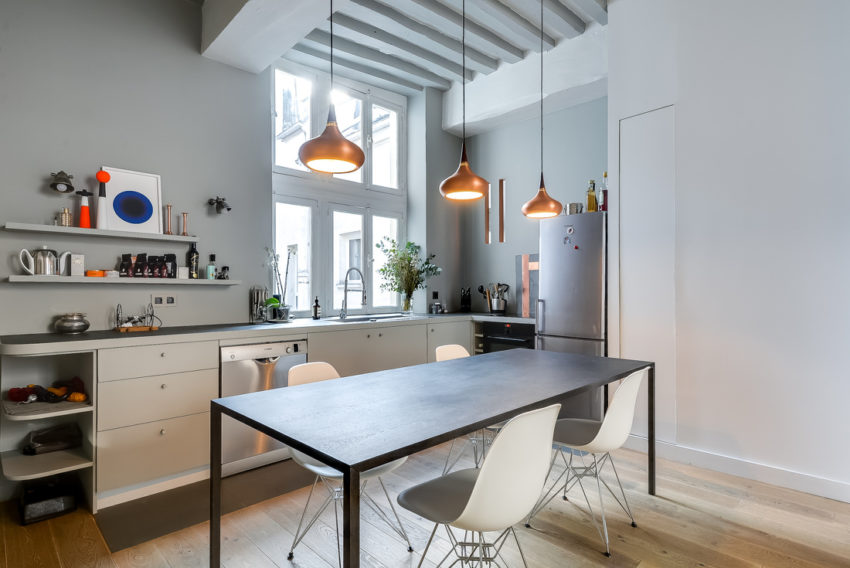 Apartment in the Heart of Paris by Tatiana Nicol (8)