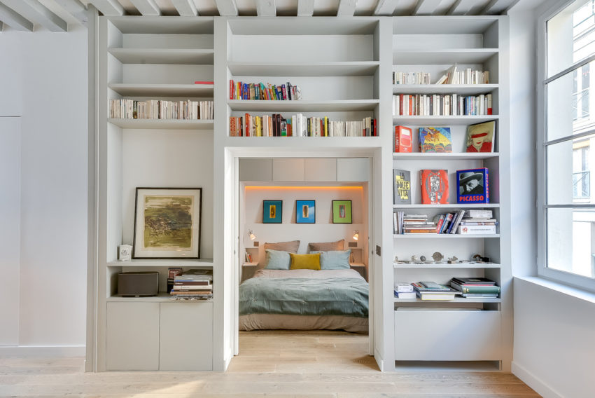 Apartment in the Heart of Paris by Tatiana Nicol (10)