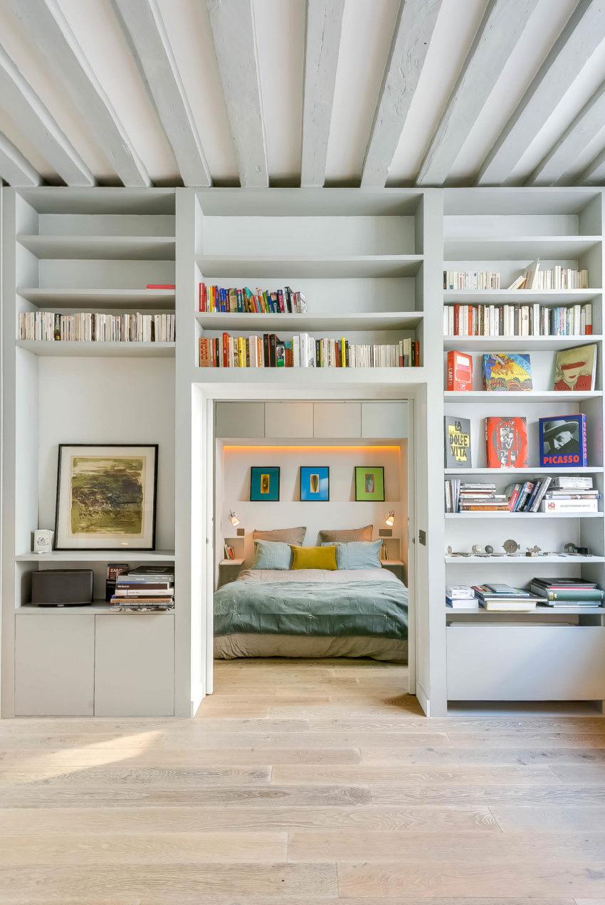 Apartment in the Heart of Paris by Tatiana Nicol (11)