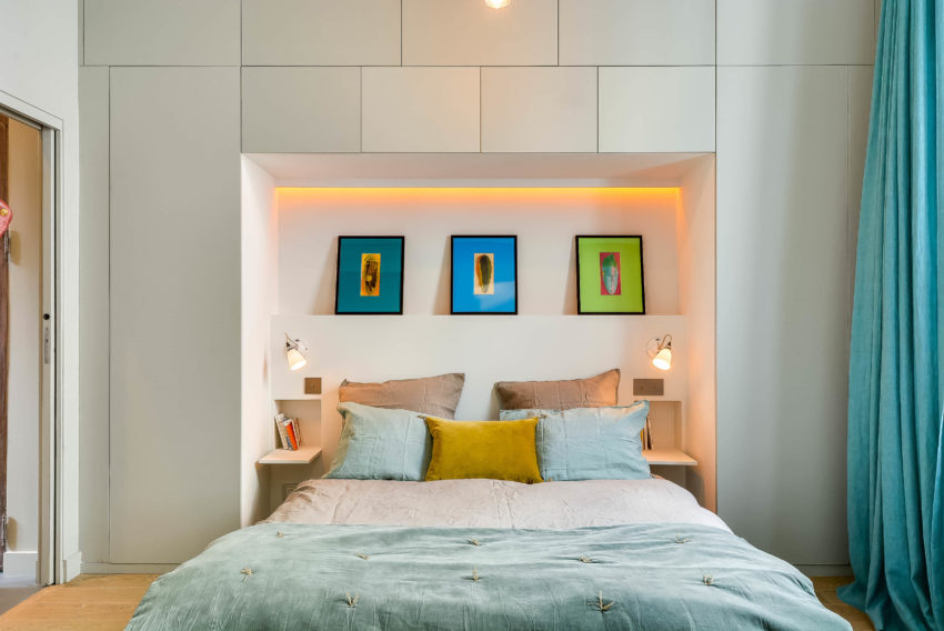 Apartment in the Heart of Paris by Tatiana Nicol (12)
