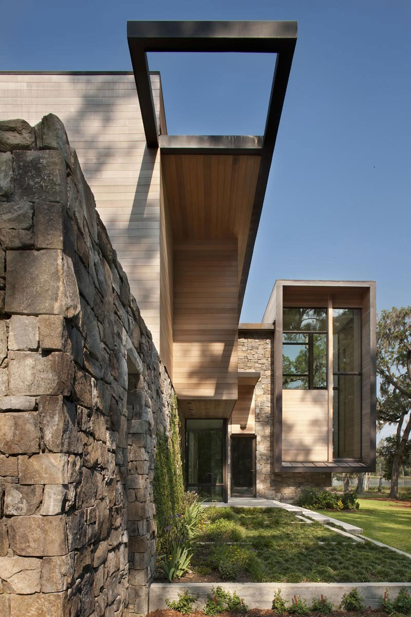 Bray's Island SC Modern I by SBCH Architects (2)