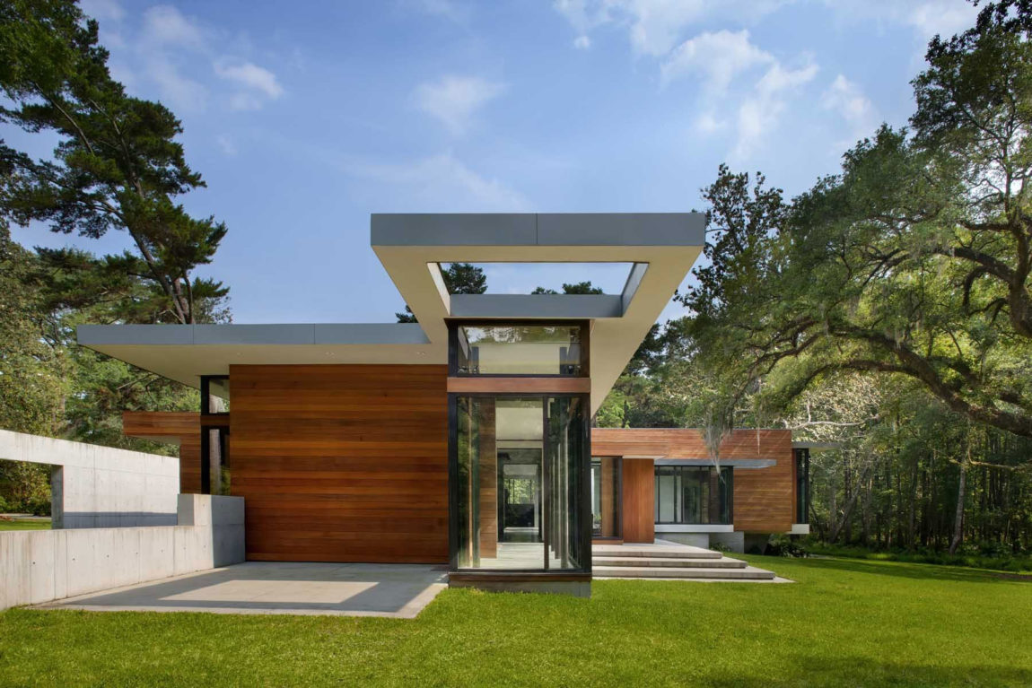Bray's Island SC Modern II by SBCH Architects (2)