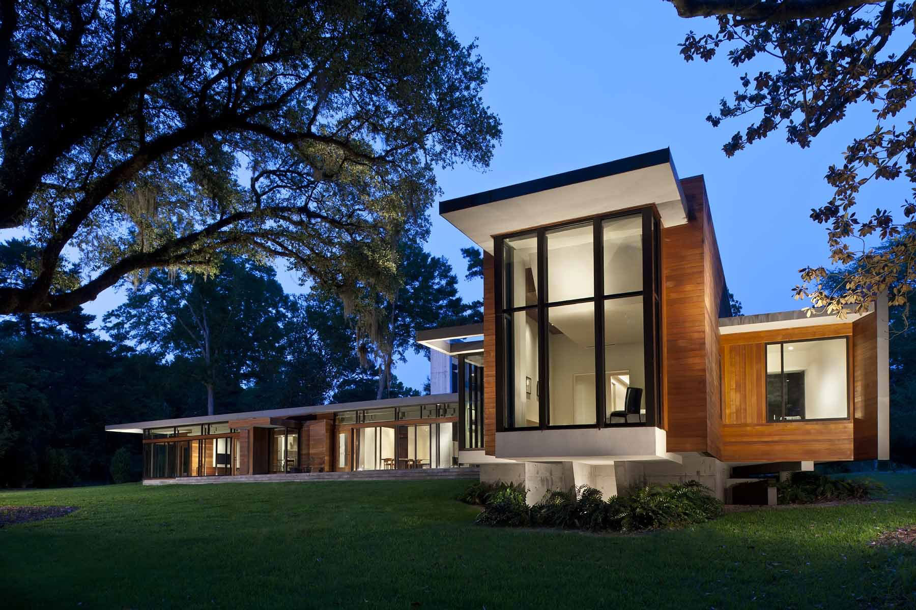 Bray's Island SC Modern II By SBCH Architects