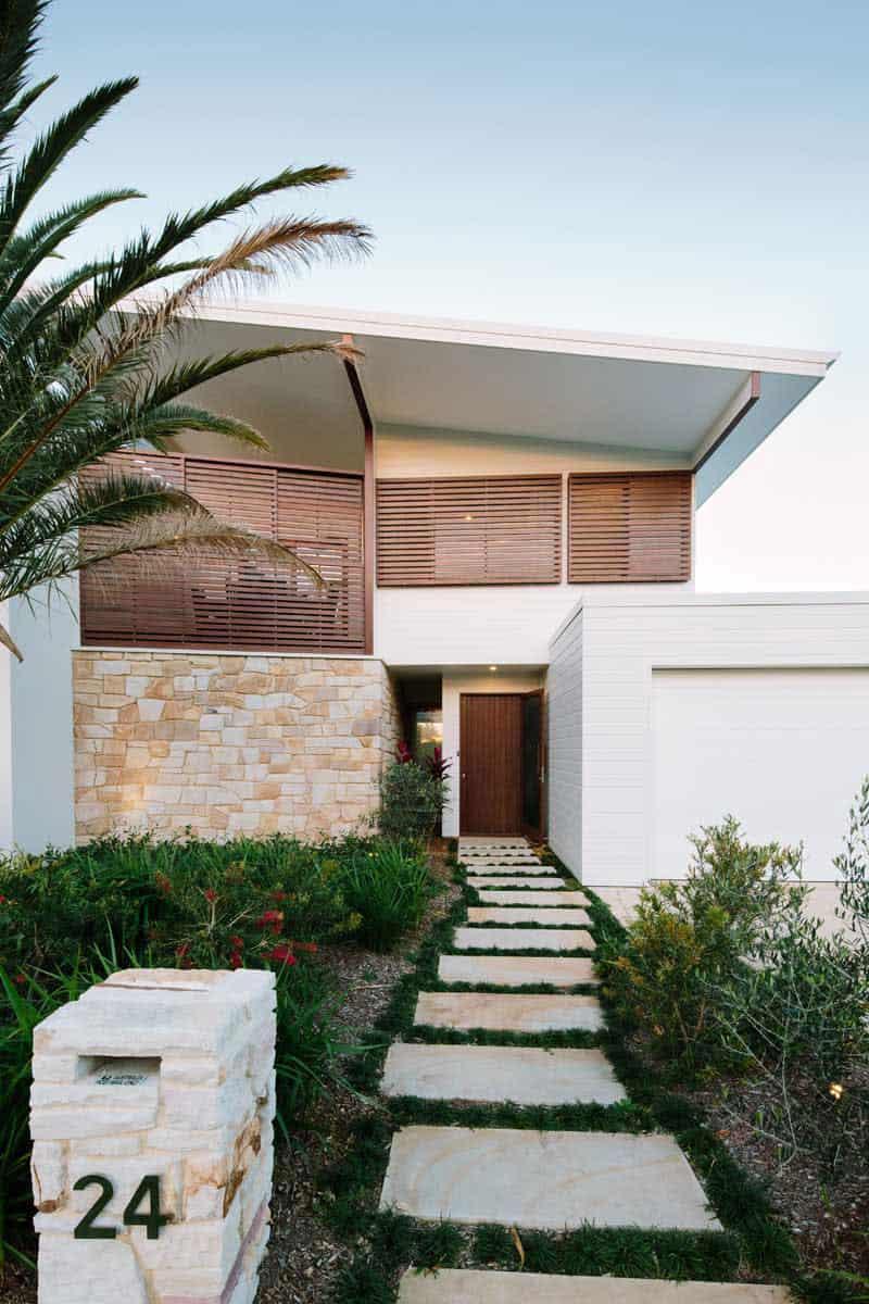 Byron Bay Beach Home by Davis Architects (2)