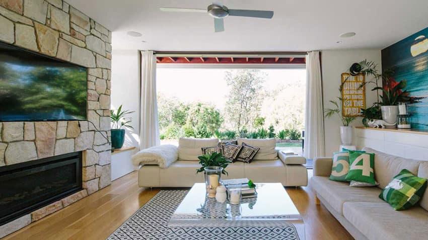 Byron Bay Beach Home By Davis Architects - Byron bay beach home designed by davis architects