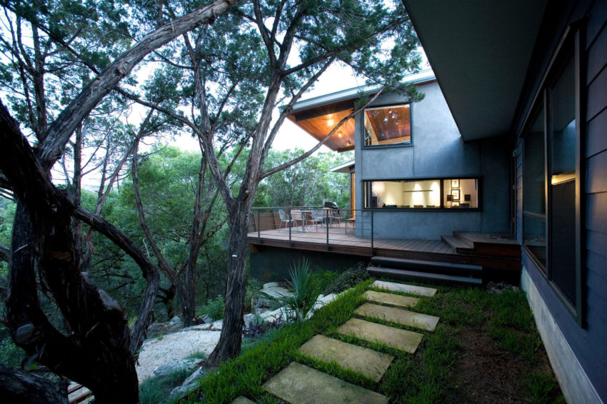 Canyon Edge by Tom Hurt Architecture (11)