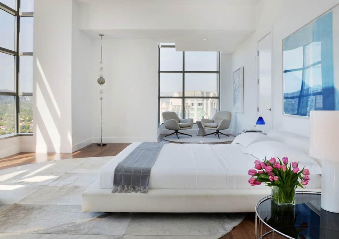 Carlyle Residence Penthouse by Minotti (6)