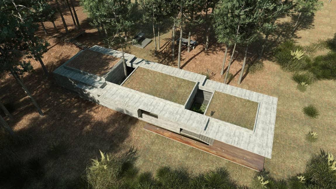 Casa Bosque by Besonias Almeida Arquitectos (1)