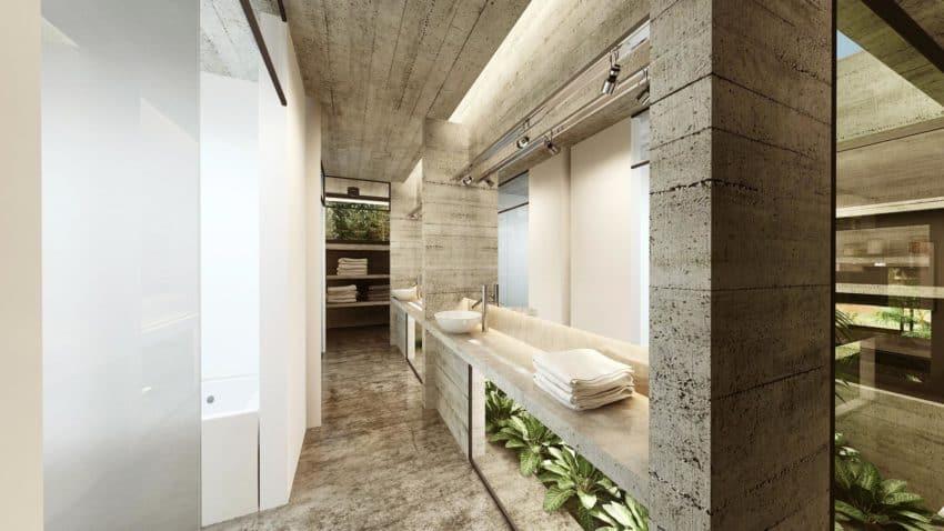Casa Bosque by Besonias Almeida Arquitectos (15)