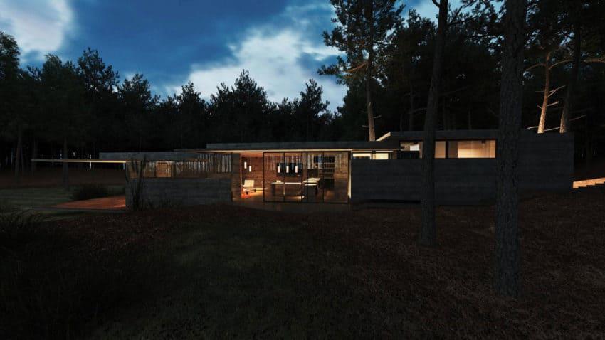 Casa Bosque by Besonias Almeida Arquitectos (17)