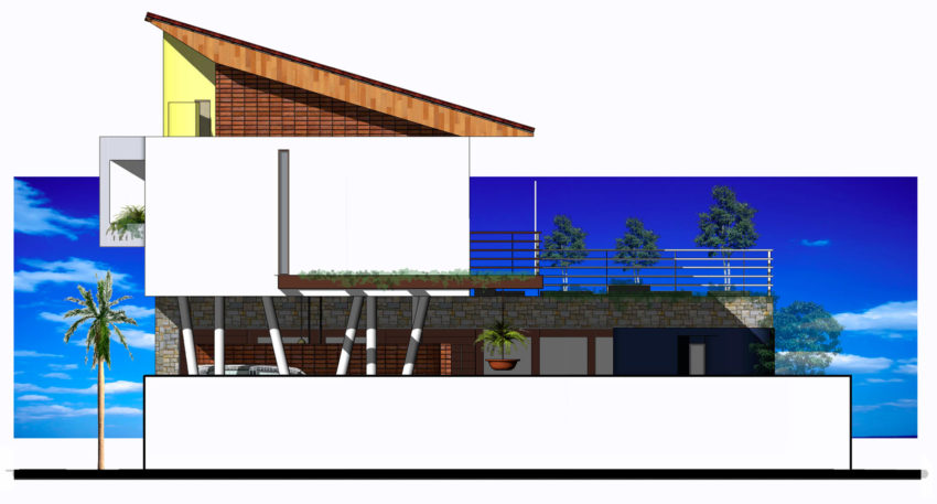 Casa do Arquiteto by Jirau Arquitetura (18)