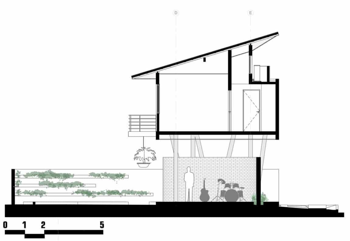 Casa do Arquiteto by Jirau Arquitetura (23)
