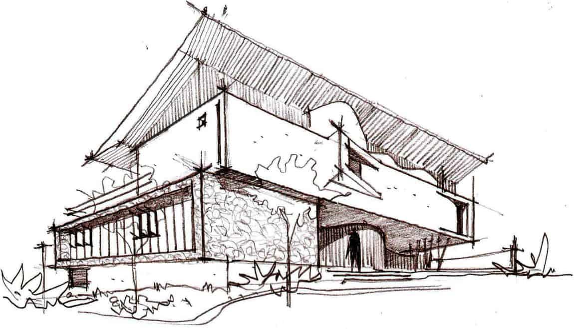 Casa do Arquiteto by Jirau Arquitetura (26)