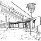 Casa do Arquiteto by Jirau Arquitetura (29)