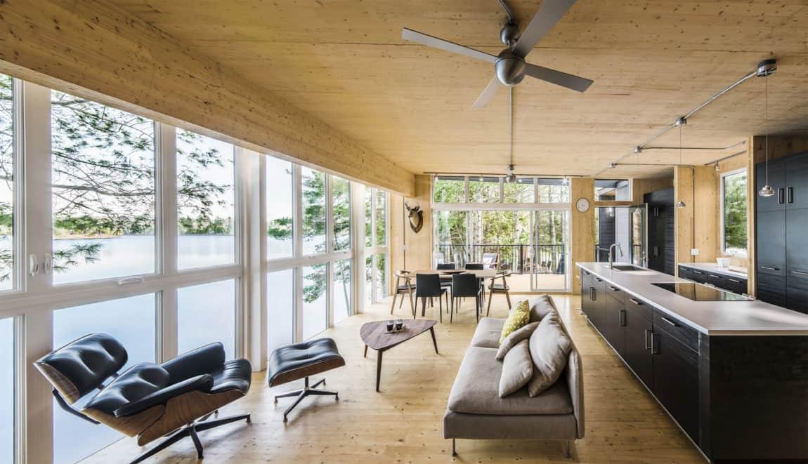 Cross-Laminated-Timber Cottage by Kariouk Associates (5)