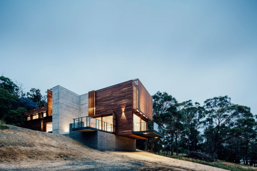 Dawes Road House by Moloney Architects (16)