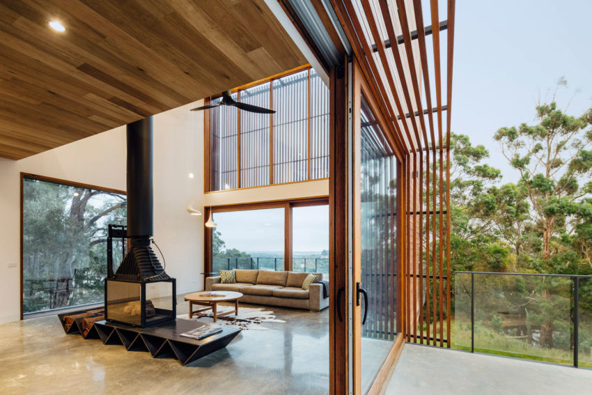 Dawes Road House by Moloney Architects (10)