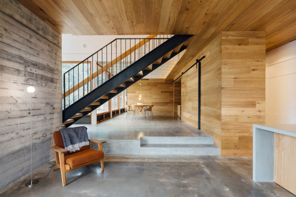 Dawes Road House by Moloney Architects (5)