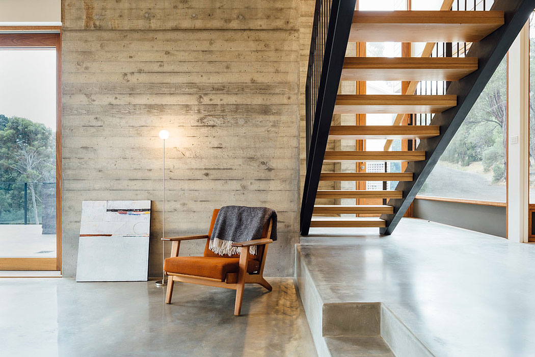 Dawes Road House by Moloney Architects (6)