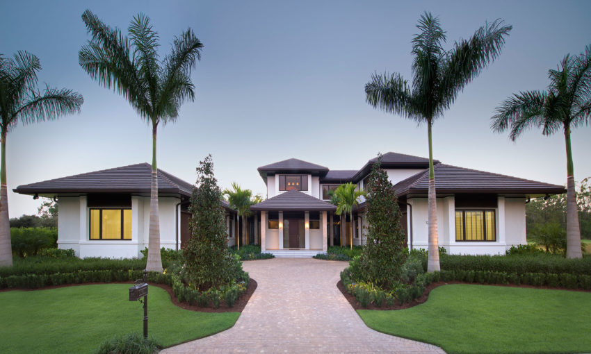 Exclusive Private Residence in Florida by Harwick Homes (16)