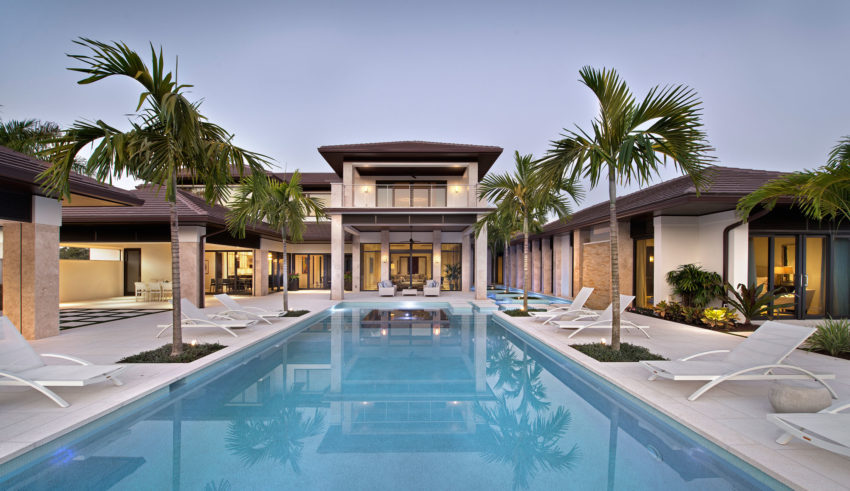 Exclusive Private Residence in Florida by Harwick Homes (15)