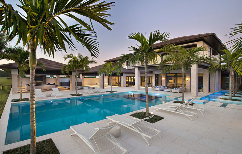 Exclusive Private Residence in Florida by Harwick Homes (14)