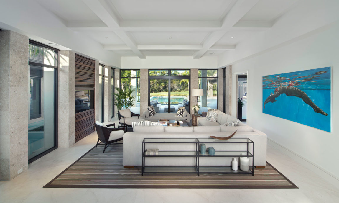 Exclusive Private Residence in Florida by Harwick Homes (13)
