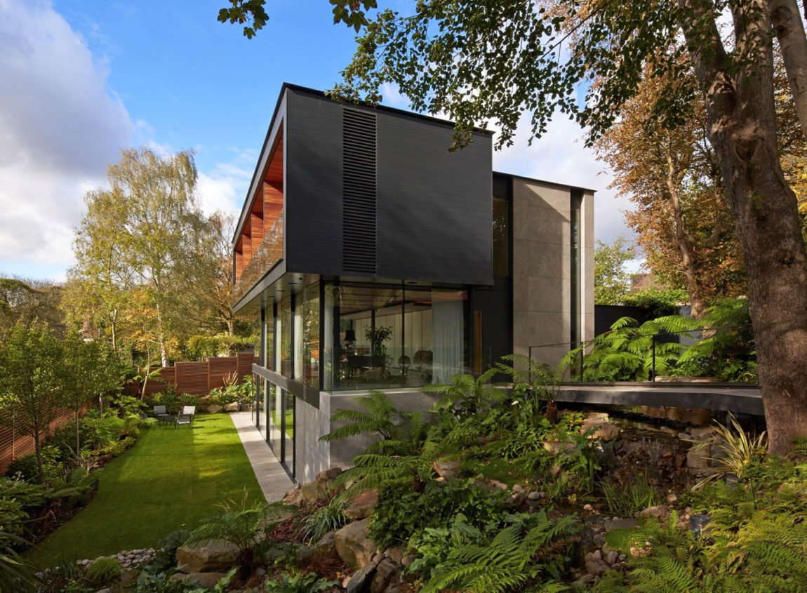Fitzroy Park House by Stanton Williams (1)