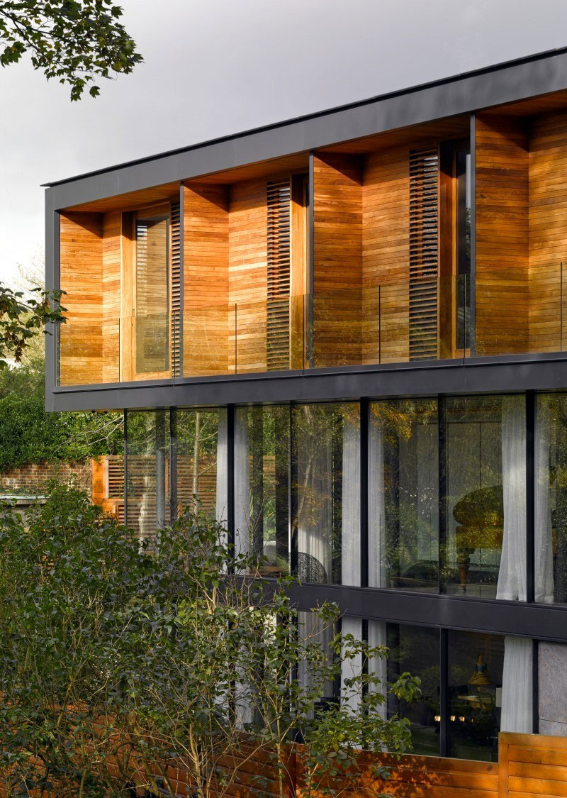 Fitzroy Park House by Stanton Williams (4)