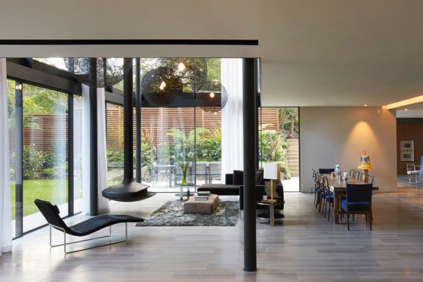 Fitzroy Park House by Stanton Williams (8)
