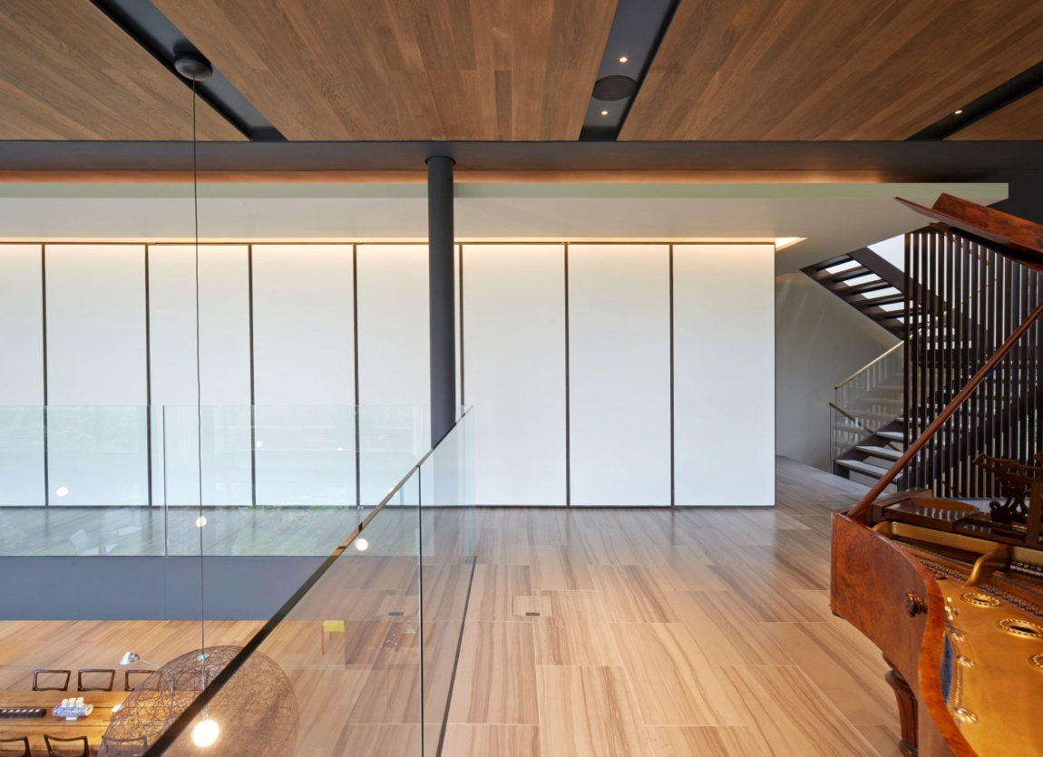 Fitzroy Park House by Stanton Williams (16)