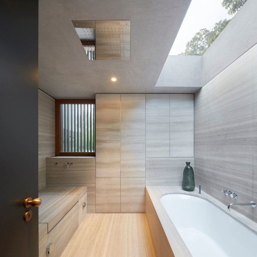 Fitzroy Park House by Stanton Williams (26)