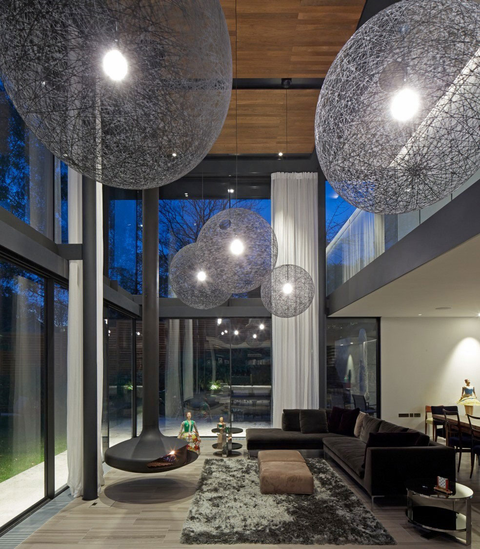 Fitzroy Park House by Stanton Williams (28)