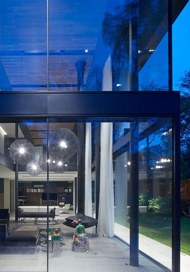 Fitzroy Park House by Stanton Williams (29)