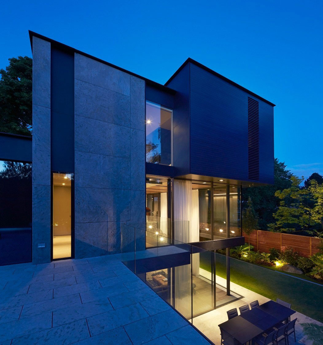 Fitzroy Park House by Stanton Williams (30)