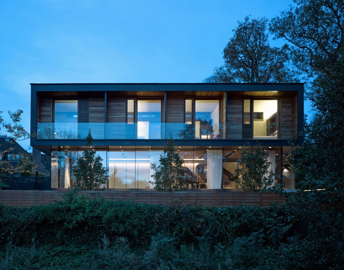Fitzroy Park House by Stanton Williams (33)