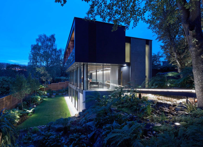 Fitzroy Park House by Stanton Williams (34)