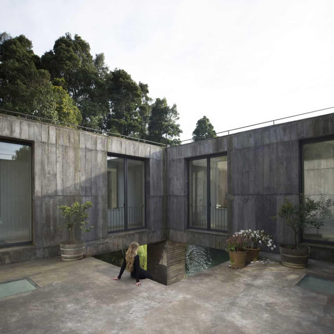 Guna House by Pezo von Ellrichshausen (5)