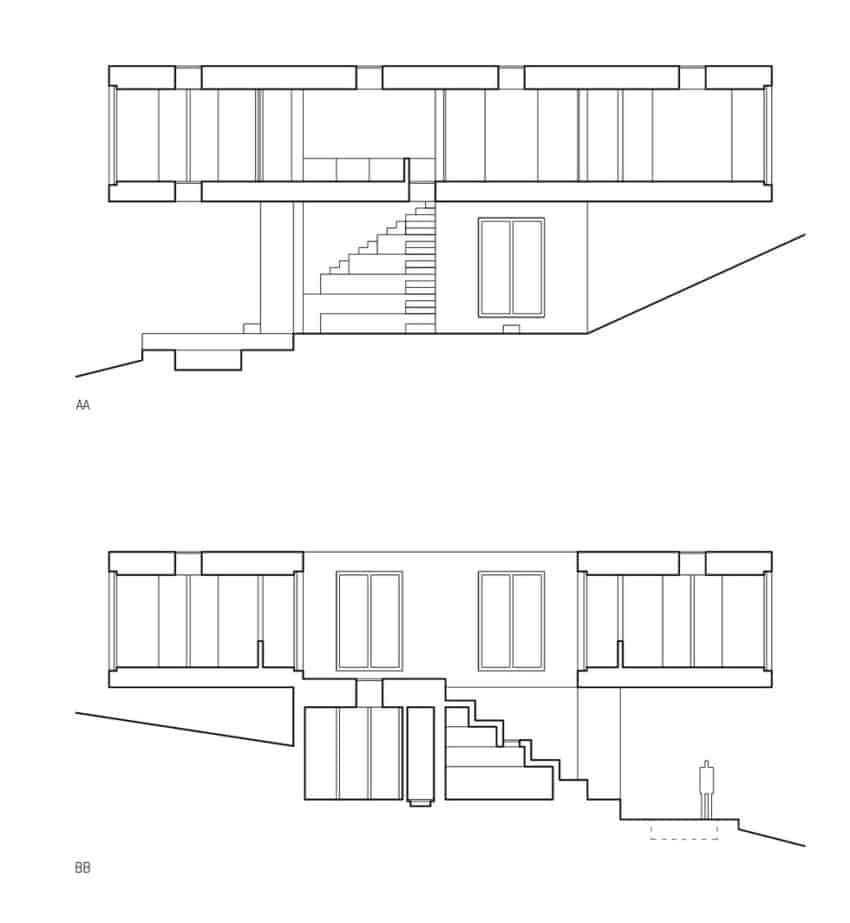 Guna House by Pezo von Ellrichshausen (14)