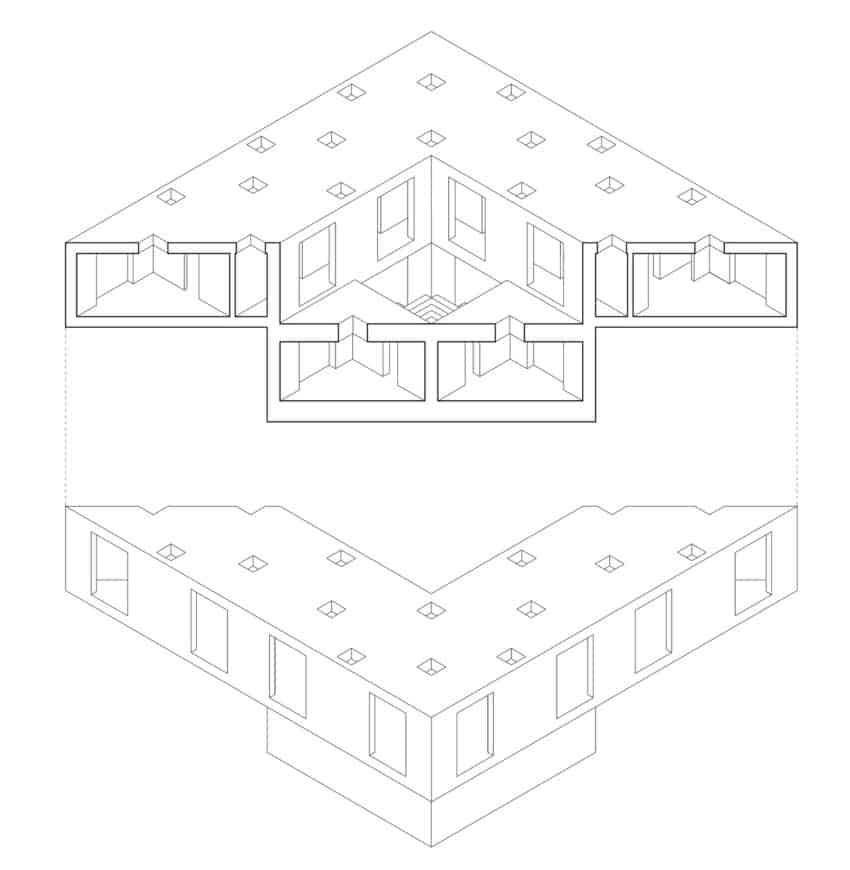 Guna House by Pezo von Ellrichshausen (18)