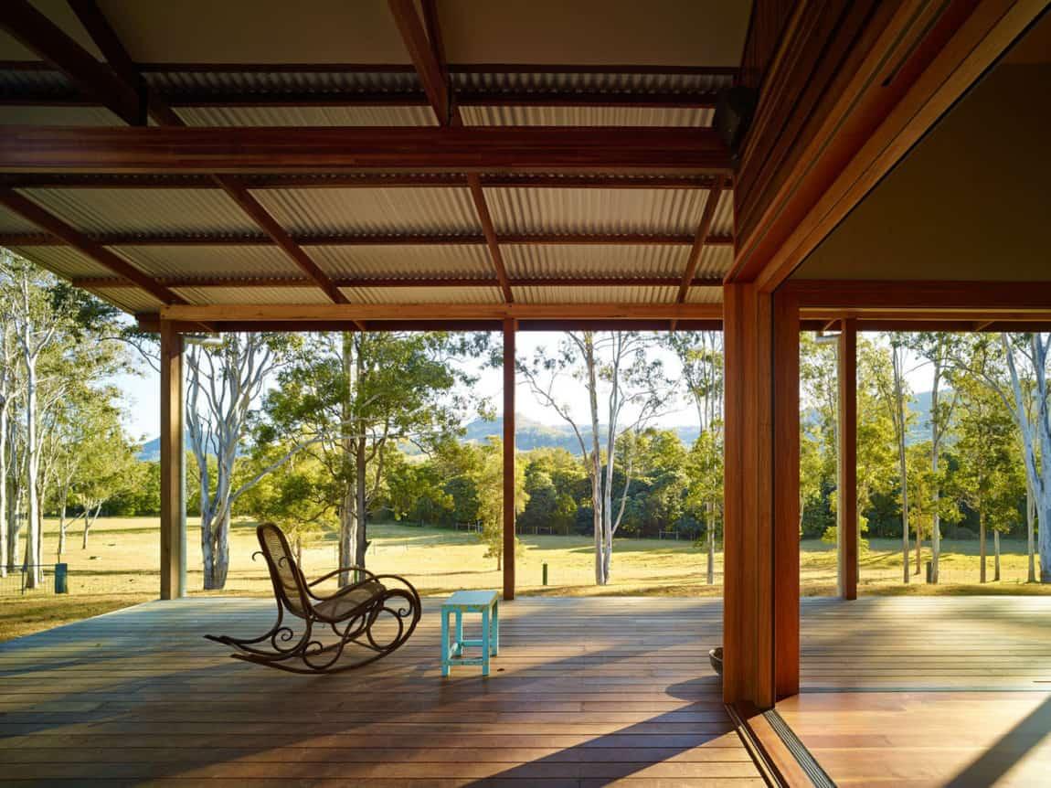 Hinterland House by Shaun Lockyer Architects (13)