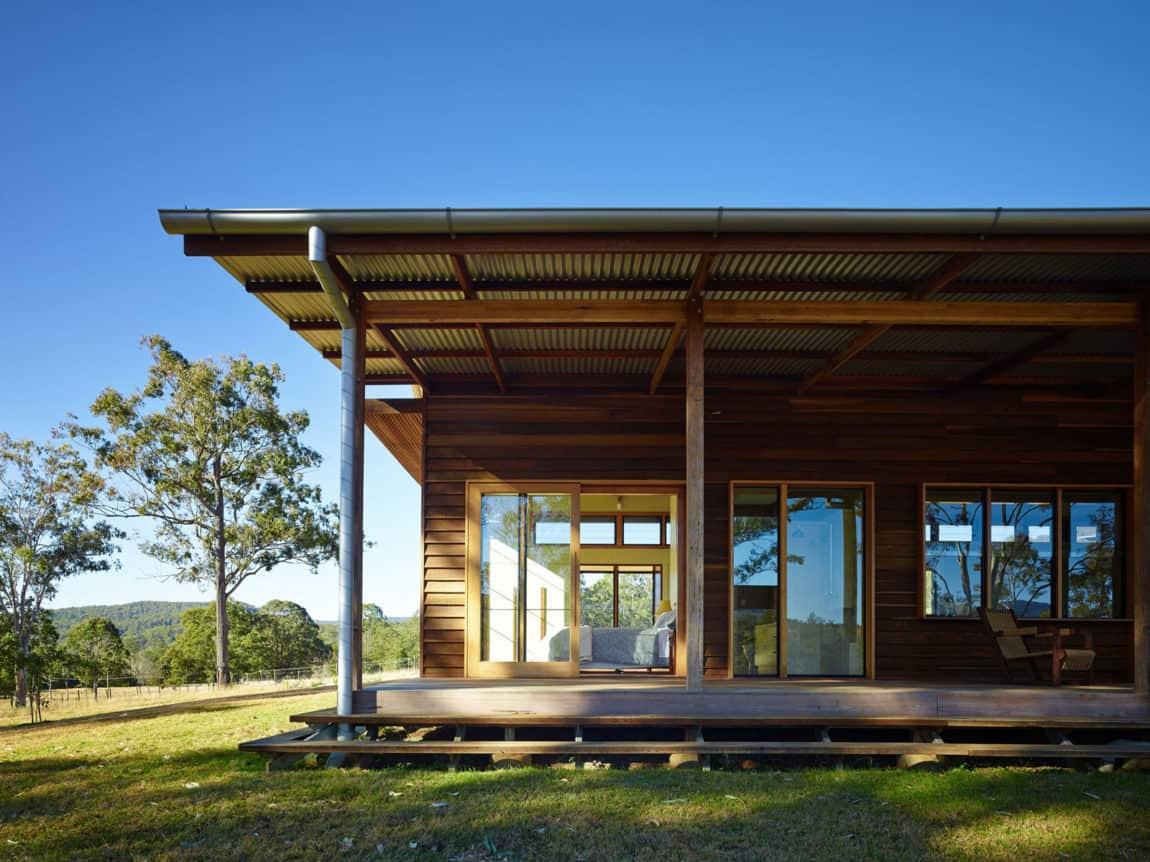 Hinterland House by Shaun Lockyer Architects (15)