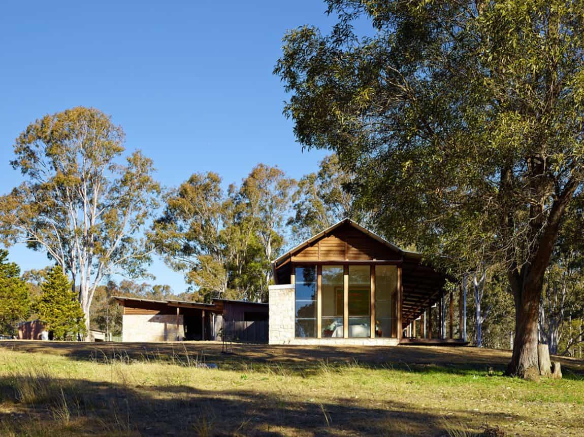 Hinterland House by Shaun Lockyer Architects (16)