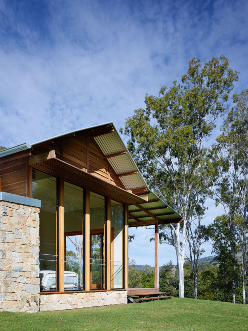 Hinterland House by Shaun Lockyer Architects (19)