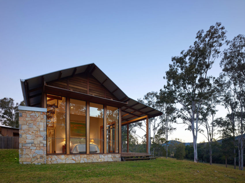 Hinterland House by Shaun Lockyer Architects (27)